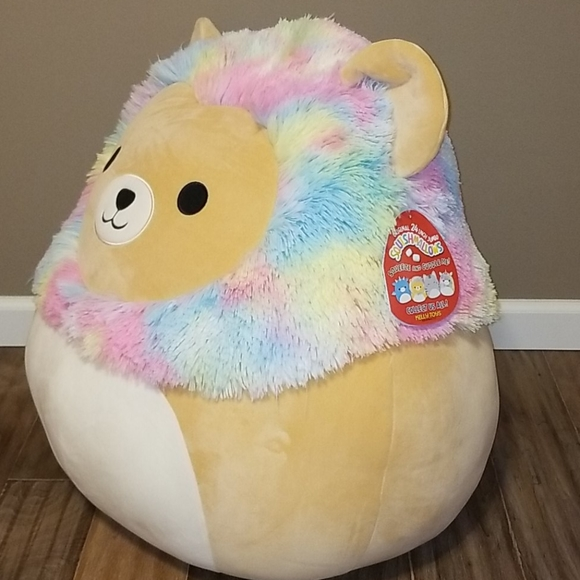 Squishmallow 16 Inch Babs The Blue Jay Costco Canada Exclusive